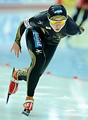 Subject: Miho Takagi; Tags: Athlet, Athlete, Sportler, Wettkämpfer, Sportsman, Damen, Ladies, Frau, Mesdames, Female, Women, Eisschnelllauf, Speed skating, Schaatsen, JPN, Japan, Nippon, Miho Takagi, Sport; PhotoID: 2011-03-11-0095