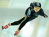 Subject: Miho Takagi; Tags: Athlet, Athlete, Sportler, Wettkämpfer, Sportsman, Damen, Ladies, Frau, Mesdames, Female, Women, Eisschnelllauf, Speed skating, Schaatsen, JPN, Japan, Nippon, Miho Takagi, Sport; PhotoID: 2011-03-12-0078