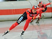 Subject: Jenny Wolf; Tags: Sport, Jenny Wolf, GER, Germany, Deutschland, Eisschnelllauf, Speed skating, Schaatsen, Damen, Ladies, Frau, Mesdames, Female, Women, Athlet, Athlete, Sportler, Wettkämpfer, Sportsman; PhotoID: 2011-07-29-0123