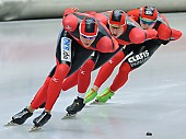 Subject: Franz Weickert, Korvin Hertel, Willi Koschel; Tags: Willi Koschel, Sport, Korvin Hertel, Herren, Men, Gentlemen, Mann, Männer, Gents, Sirs, Mister, GER, Germany, Deutschland, Franz Weickert, Eisschnelllauf, Speed skating, Schaatsen, Athlet, Athlete, Sportler, Wettkämpfer, Sportsman; PhotoID: 2011-07-30-0040