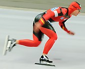 Subject: Jenny Wolf; Tags: Sport, Jenny Wolf, GER, Germany, Deutschland, Eisschnelllauf, Speed skating, Schaatsen, Athlet, Athlete, Sportler, Wettkämpfer, Sportsman, Damen, Ladies, Frau, Mesdames, Female, Women; PhotoID: 2011-07-30-0063