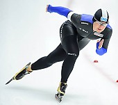 Subject: Jenny Wolf; Tags: Athlet, Athlete, Sportler, Wettkämpfer, Sportsman, Damen, Ladies, Frau, Mesdames, Female, Women, Eisschnelllauf, Speed skating, Schaatsen, GER, Germany, Deutschland, Jenny Wolf, Sport; PhotoID: 2011-11-04-0039