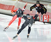 Subject: André Unterdörfel; Tags: André Unterdörfel, Eisschnelllauf, Speed skating, Schaatsen, GER, Germany, Deutschland, Sport, Trainer, Coach, Betreuer; PhotoID: 2011-11-04-0448