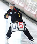 Subject: Marion Wohlrab; Tags: Boxen, GER, Germany, Deutschland, Marion Wohlrab, Sport, Trainer, Coach, Betreuer; PhotoID: 2011-11-05-0069