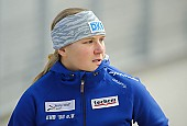Subject: Jenny Wolf; Tags: Athlet, Athlete, Sportler, Wettkämpfer, Sportsman, Damen, Ladies, Frau, Mesdames, Female, Women, Eisschnelllauf, Speed skating, Schaatsen, GER, Germany, Deutschland, Jenny Wolf, Sport; PhotoID: 2011-11-06-0133