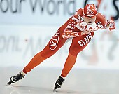 Subject: Olga Fatkulina; Tags: Sport, RUS, Russian Federation, Russische Föderation, Russia, Olga Fatkulina, Eisschnelllauf, Speed skating, Schaatsen, Damen, Ladies, Frau, Mesdames, Female, Women, Athlet, Athlete, Sportler, Wettkämpfer, Sportsman; PhotoID: 2012-03-02-1032