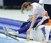 Subject: Marije Joling; Tags: Sport, NED, Netherlands, Niederlande, Holland, Dutch, Marije Joling, Eisschnelllauf, Speed skating, Schaatsen, Damen, Ladies, Frau, Mesdames, Female, Women, Athlet, Athlete, Sportler, Wettkämpfer, Sportsman; PhotoID: 2012-03-02-1278
