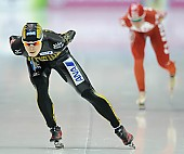 Subject: Eriko Ishino; Tags: Sport, JPN, Japan, Nippon, Eriko Ishino, Eisschnelllauf, Speed skating, Schaatsen, Damen, Ladies, Frau, Mesdames, Female, Women, Athlet, Athlete, Sportler, Wettkämpfer, Sportsman; PhotoID: 2012-03-02-1279