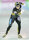 Subject: Masako Hozumi; Tags: Sport, Masako Hozumi, JPN, Japan, Nippon, Eisschnelllauf, Speed skating, Schaatsen, Damen, Ladies, Frau, Mesdames, Female, Women, Athlet, Athlete, Sportler, Wettkämpfer, Sportsman; PhotoID: 2012-03-02-1284