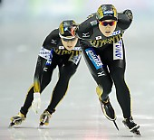 Subject: Shiho Ishizawa; Tags: Sport, Shiho Ishizawa, JPN, Japan, Nippon, Eisschnelllauf, Speed skating, Schaatsen, Damen, Ladies, Frau, Mesdames, Female, Women, Athlet, Athlete, Sportler, Wettkämpfer, Sportsman; PhotoID: 2012-03-02-1292