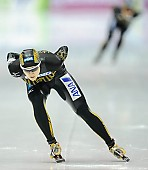 Subject: Masako Hozumi; Tags: Sport, Masako Hozumi, JPN, Japan, Nippon, Eisschnelllauf, Speed skating, Schaatsen, Damen, Ladies, Frau, Mesdames, Female, Women, Athlet, Athlete, Sportler, Wettkämpfer, Sportsman; PhotoID: 2012-03-02-1294