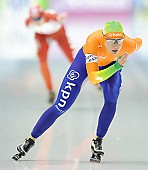 Subject: Diane Valkenburg; Tags: Sport, NED, Netherlands, Niederlande, Holland, Dutch, Eisschnelllauf, Speed skating, Schaatsen, Diane Valkenburg, Damen, Ladies, Frau, Mesdames, Female, Women, Athlet, Athlete, Sportler, Wettkämpfer, Sportsman; PhotoID: 2012-03-02-1305