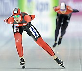 Subject: Stephanie Beckert; Tags: Stephanie Beckert, Sport, GER, Germany, Deutschland, Eisschnelllauf, Speed skating, Schaatsen, Damen, Ladies, Frau, Mesdames, Female, Women, Athlet, Athlete, Sportler, Wettkämpfer, Sportsman; PhotoID: 2012-03-02-1325