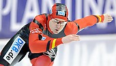 Subject: Jenny Wolf; Tags: Sport, Jenny Wolf, GER, Germany, Deutschland, Eisschnelllauf, Speed skating, Schaatsen, Damen, Ladies, Frau, Mesdames, Female, Women, Athlet, Athlete, Sportler, Wettkämpfer, Sportsman; PhotoID: 2012-03-03-0061