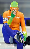 Subject: Ireen Wüst; Tags: Sport, NED, Netherlands, Niederlande, Holland, Dutch, Ireen Wüst, Eisschnelllauf, Speed skating, Schaatsen, Damen, Ladies, Frau, Mesdames, Female, Women, Athlet, Athlete, Sportler, Wettkämpfer, Sportsman; PhotoID: 2012-03-03-0227