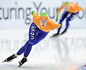 Subject: Ireen Wüst; Tags: Sport, NED, Netherlands, Niederlande, Holland, Dutch, Ireen Wüst, Eisschnelllauf, Speed skating, Schaatsen, Damen, Ladies, Frau, Mesdames, Female, Women, Athlet, Athlete, Sportler, Wettkämpfer, Sportsman; PhotoID: 2012-03-03-0236