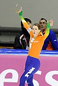 Subject: Ireen Wüst; Tags: Sport, NED, Netherlands, Niederlande, Holland, Dutch, Ireen Wüst, Eisschnelllauf, Speed skating, Schaatsen, Damen, Ladies, Frau, Mesdames, Female, Women, Athlet, Athlete, Sportler, Wettkämpfer, Sportsman; PhotoID: 2012-03-03-0243