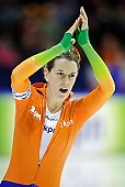 Subject: Ireen Wüst; Tags: Sport, NED, Netherlands, Niederlande, Holland, Dutch, Ireen Wüst, Eisschnelllauf, Speed skating, Schaatsen, Damen, Ladies, Frau, Mesdames, Female, Women, Athlet, Athlete, Sportler, Wettkämpfer, Sportsman; PhotoID: 2012-03-03-0252