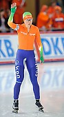 Subject: Laurine van Riessen; Tags: Athlet, Athlete, Sportler, Wettkämpfer, Sportsman, Damen, Ladies, Frau, Mesdames, Female, Women, Eisschnelllauf, Speed skating, Schaatsen, Laurine van Riessen, NED, Netherlands, Niederlande, Holland, Dutch, Sport; PhotoID: 2012-03-09-0081