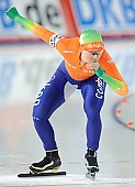 Subject: Laurine van Riessen; Tags: Athlet, Athlete, Sportler, Wettkämpfer, Sportsman, Damen, Ladies, Frau, Mesdames, Female, Women, Eisschnelllauf, Speed skating, Schaatsen, Laurine van Riessen, NED, Netherlands, Niederlande, Holland, Dutch, Sport; PhotoID: 2012-03-09-0083