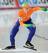 Subject: Laurine van Riessen; Tags: Athlet, Athlete, Sportler, Wettkämpfer, Sportsman, Damen, Ladies, Frau, Mesdames, Female, Women, Eisschnelllauf, Speed skating, Schaatsen, Laurine van Riessen, NED, Netherlands, Niederlande, Holland, Dutch, Sport; PhotoID: 2012-03-09-0084