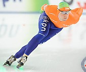 Subject: Mark Tuitert; Tags: Athlet, Athlete, Sportler, Wettkämpfer, Sportsman, Eisschnelllauf, Speed skating, Schaatsen, Herren, Men, Gentlemen, Mann, Männer, Gents, Sirs, Mister, Mark Tuitert, NED, Netherlands, Niederlande, Holland, Dutch, Sport; PhotoID: 2012-03-09-0563