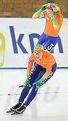 Subject: Laurine van Riessen; Tags: Athlet, Athlete, Sportler, Wettkämpfer, Sportsman, Damen, Ladies, Frau, Mesdames, Female, Women, Eisschnelllauf, Speed skating, Schaatsen, Laurine van Riessen, NED, Netherlands, Niederlande, Holland, Dutch, Sport; PhotoID: 2012-03-10-0040