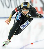Subject: Miho Takagi; Tags: Athlet, Athlete, Sportler, Wettkämpfer, Sportsman, Damen, Ladies, Frau, Mesdames, Female, Women, Eisschnelllauf, Speed skating, Schaatsen, JPN, Japan, Nippon, Miho Takagi, Sport; PhotoID: 2012-03-10-0415