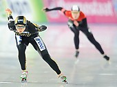 Subject: Miho Takagi; Tags: Athlet, Athlete, Sportler, Wettkämpfer, Sportsman, Damen, Ladies, Frau, Mesdames, Female, Women, Eisschnelllauf, Speed skating, Schaatsen, JPN, Japan, Nippon, Miho Takagi, Sport; PhotoID: 2012-03-11-0005