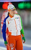 Subject: Laurine van Riessen; Tags: Athlet, Athlete, Sportler, Wettkämpfer, Sportsman, Damen, Ladies, Frau, Mesdames, Female, Women, Eisschnelllauf, Speed skating, Schaatsen, Laurine van Riessen, NED, Netherlands, Niederlande, Holland, Dutch, Sport; PhotoID: 2012-03-11-0050