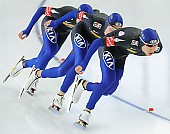 Subject: Byeong-Wook Ko, Hyeong-Joon Joo, Seung-Hoon.88 Lee; Tags: Athlet, Athlete, Sportler, Wettkämpfer, Sportsman, Byeong-Wook Ko, Eisschnelllauf, Speed skating, Schaatsen, Herren, Men, Gentlemen, Mann, Männer, Gents, Sirs, Mister, Hyeong-Joon Joo, KOR, South Korea, Südkorea, Seung-Hoon Lee, Sport; PhotoID: 2012-03-11-0417