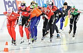 Subject: Anna Rokita, Isabell Ost, Karolina Domanska-Ksyt, Mariska Huisman; Tags: AUT, Austria, Österreich, Anna Rokita, Athlet, Athlete, Sportler, Wettkämpfer, Sportsman, Damen, Ladies, Frau, Mesdames, Female, Women, Eisschnelllauf, Speed skating, Schaatsen, GER, Germany, Deutschland, Isabell Ost, Karolina Domanska-Ksyt, Mariska Huisman, NED, Netherlands, Niederlande, Holland, Dutch, POL, Poland, Polen, Sport; PhotoID: 2012-03-11-0439