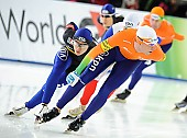 Subject: Crispijn Ariens, Hyeong-Joon Joo; Tags: Athlet, Athlete, Sportler, Wettkämpfer, Sportsman, Crispijn Ariens, Eisschnelllauf, Speed skating, Schaatsen, Herren, Men, Gentlemen, Mann, Männer, Gents, Sirs, Mister, Hyeong-Joon Joo, KOR, South Korea, Südkorea, NED, Netherlands, Niederlande, Holland, Dutch, Sport; PhotoID: 2012-03-11-0508