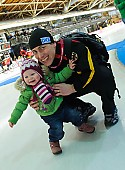 Subject: André Unterdörfel; Tags: André Unterdörfel, Eisschnelllauf, Speed skating, Schaatsen, GER, Germany, Deutschland, Sport, Trainer, Coach, Betreuer; PhotoID: 2012-03-11-0518