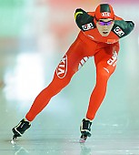 Subject: Longjiang Sun; Tags: Athlet, Athlete, Sportler, Wettkämpfer, Sportsman, CHN, China, Volksrepublik China, Eisschnelllauf, Speed skating, Schaatsen, Herren, Men, Gentlemen, Mann, Männer, Gents, Sirs, Mister, Longjiang Sun, Sport; PhotoID: 2013-03-01-0126