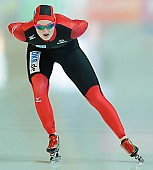 Subject: Jennifer Bay; Tags: Athlet, Athlete, Sportler, Wettkämpfer, Sportsman, Damen, Ladies, Frau, Mesdames, Female, Women, Eisschnelllauf, Speed skating, Schaatsen, GER, Germany, Deutschland, Jennifer Bay, Sport; PhotoID: 2013-03-01-0197