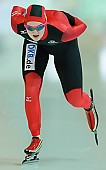 Subject: Jennifer Bay; Tags: Athlet, Athlete, Sportler, Wettkämpfer, Sportsman, Damen, Ladies, Frau, Mesdames, Female, Women, Eisschnelllauf, Speed skating, Schaatsen, GER, Germany, Deutschland, Jennifer Bay, Sport; PhotoID: 2013-03-01-0198