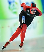 Subject: Jennifer Bay; Tags: Athlet, Athlete, Sportler, Wettkämpfer, Sportsman, Damen, Ladies, Frau, Mesdames, Female, Women, Eisschnelllauf, Speed skating, Schaatsen, GER, Germany, Deutschland, Jennifer Bay, Sport; PhotoID: 2013-03-01-0206
