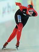 Subject: Jennifer Bay; Tags: Athlet, Athlete, Sportler, Wettkämpfer, Sportsman, Damen, Ladies, Frau, Mesdames, Female, Women, Eisschnelllauf, Speed skating, Schaatsen, GER, Germany, Deutschland, Jennifer Bay, Sport; PhotoID: 2013-03-01-0210