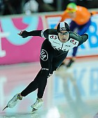 Subject: Shane Dobbin; Tags: Athlet, Athlete, Sportler, Wettkämpfer, Sportsman, Eisschnelllauf, Speed skating, Schaatsen, Herren, Men, Gentlemen, Mann, Männer, Gents, Sirs, Mister, NLZ, New Zealand, Neuseeland, Shane Dobbin, Sport; PhotoID: 2013-03-01-0410