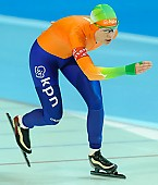 Subject: Diane Valkenburg; Tags: Athlet, Athlete, Sportler, Wettkämpfer, Sportsman, Damen, Ladies, Frau, Mesdames, Female, Women, Diane Valkenburg, Eisschnelllauf, Speed skating, Schaatsen, NED, Netherlands, Niederlande, Holland, Dutch, Sport; PhotoID: 2013-03-01-0592