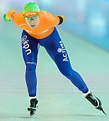 Subject: Diane Valkenburg; Tags: Athlet, Athlete, Sportler, Wettkämpfer, Sportsman, Damen, Ladies, Frau, Mesdames, Female, Women, Diane Valkenburg, Eisschnelllauf, Speed skating, Schaatsen, NED, Netherlands, Niederlande, Holland, Dutch, Sport; PhotoID: 2013-03-01-0599