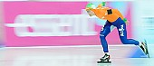 Subject: Diane Valkenburg; Tags: Athlet, Athlete, Sportler, Wettkämpfer, Sportsman, Damen, Ladies, Frau, Mesdames, Female, Women, Diane Valkenburg, Eisschnelllauf, Speed skating, Schaatsen, NED, Netherlands, Niederlande, Holland, Dutch, Sport; PhotoID: 2013-03-01-0610