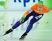Subject: Ireen Wüst; Tags: Athlet, Athlete, Sportler, Wettkämpfer, Sportsman, Damen, Ladies, Frau, Mesdames, Female, Women, Eisschnelllauf, Speed skating, Schaatsen, Ireen Wüst, NED, Netherlands, Niederlande, Holland, Dutch, Sport; PhotoID: 2013-03-02-0589