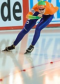 Subject: Lotte van Beek; Tags: Athlet, Athlete, Sportler, Wettkämpfer, Sportsman, Damen, Ladies, Frau, Mesdames, Female, Women, Eisschnelllauf, Speed skating, Schaatsen, Lotte van Beek, NED, Netherlands, Niederlande, Holland, Dutch, Sport; PhotoID: 2013-03-02-0602