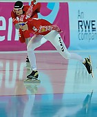 Subject: Ida Njåtun, Yekaterina Lobysheva; Tags: Athlet, Athlete, Sportler, Wettkämpfer, Sportsman, Damen, Ladies, Frau, Mesdames, Female, Women, Eisschnelllauf, Speed skating, Schaatsen, Ida Njåtun, Jekaterina Lobysjeva, NOR, Norway, Norwegen, RUS, Russian Federation, Russische Föderation, Russia, Sport; PhotoID: 2013-03-02-0613