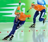 Subject: Diane Valkenburg; Tags: Athlet, Athlete, Sportler, Wettkämpfer, Sportsman, Damen, Ladies, Frau, Mesdames, Female, Women, Diane Valkenburg, Eisschnelllauf, Speed skating, Schaatsen, NED, Netherlands, Niederlande, Holland, Dutch, Sport; PhotoID: 2013-03-02-0627