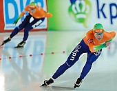 Subject: Diane Valkenburg; Tags: Athlet, Athlete, Sportler, Wettkämpfer, Sportsman, Damen, Ladies, Frau, Mesdames, Female, Women, Diane Valkenburg, Eisschnelllauf, Speed skating, Schaatsen, NED, Netherlands, Niederlande, Holland, Dutch, Sport; PhotoID: 2013-03-02-0628