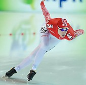 Subject: Yekaterina Lobysheva; Tags: Athlet, Athlete, Sportler, Wettkämpfer, Sportsman, Damen, Ladies, Frau, Mesdames, Female, Women, Eisschnelllauf, Speed skating, Schaatsen, Jekaterina Lobysjeva, RUS, Russian Federation, Russische Föderation, Russia, Sport; PhotoID: 2013-03-03-0263