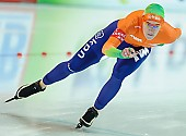 Subject: Ireen Wüst; Tags: Sport, NED, Netherlands, Niederlande, Holland, Dutch, Ireen Wüst, Eisschnelllauf, Speed skating, Schaatsen, Damen, Ladies, Frau, Mesdames, Female, Women, Athlet, Athlete, Sportler, Wettkämpfer, Sportsman; PhotoID: 2013-03-03-0288